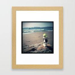 Sailor Neil Framed Art Print