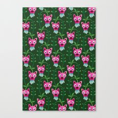Funny Forest  Canvas Print