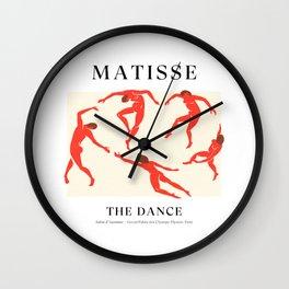 The Dance | Henri Matisse - La Danse Wall Clock