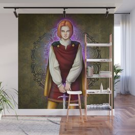 Squire Alan Wall Mural