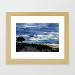 Beautiful Day Framed Art Print