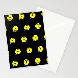 lazy eye Stationery Cards