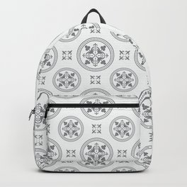 Antique Pattern Backpack
