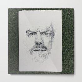 Hugo Weaving Metal Print