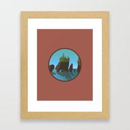 Hopewell Framed Art Print