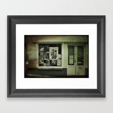 Chez Albert Framed Art Print
