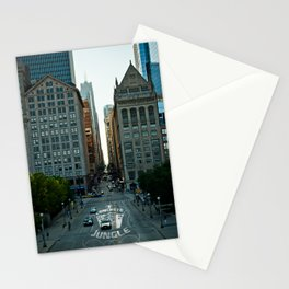 Concrete Jungle Street Stationery Cards