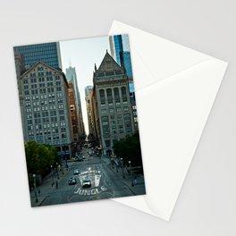 Concrete Jungle Street Stationery Cards