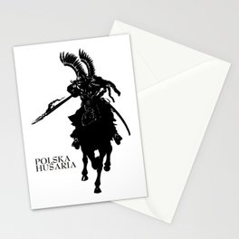 Polish Hussar Stationery Cards