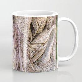Strangler fig close up view Coffee Mug