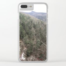 Kaaterskill Falls Clear iPhone Case