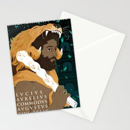 Commodus Stationery Cards