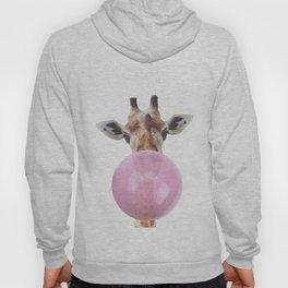 Bubble Gum - Giraffe Hoody