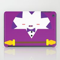 league iPad Cases featuring Peppermint League (Grape Juice) by Carieo's Creation