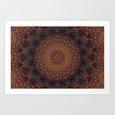 The Great Pumpkin Coronation 2015 Art Print