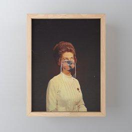 Portrait XX Framed Mini Art Print