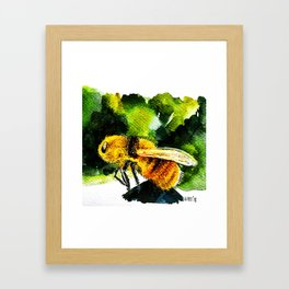 Sweet little Framed Art Print