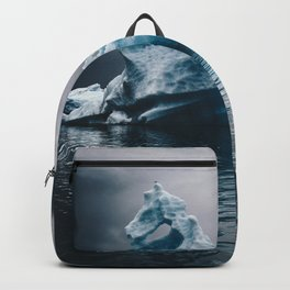 iceberg in iceland Backpack