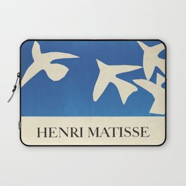 Henri Matisse Exhibition poster 1947 Laptop Sleeve