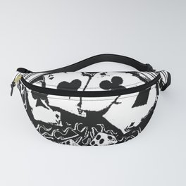 Ace of spades, custom gift design Fanny Pack