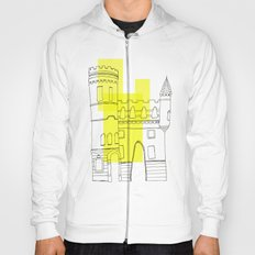 yellow castle Hoody