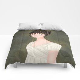 Elizabeth Bennet Comforters