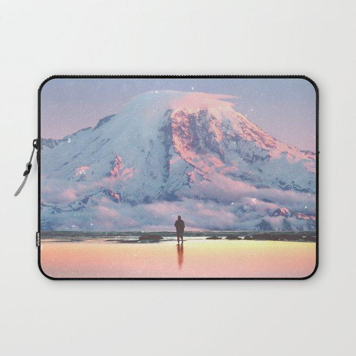 Mount Rainier Washington State Laptop Sleeve