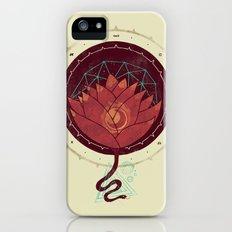 Red Lotus iPhone (5, 5s) Slim Case
