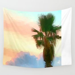 Palmy Wall Tapestry