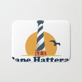 Cape Hatteras - North Carolina. Bath Mat