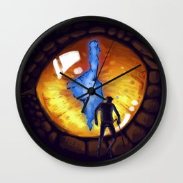 Little Thing Wall Clock