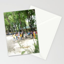 The Playground Stationery Cards