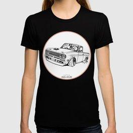 Crazy Car Art 0188 T-shirt