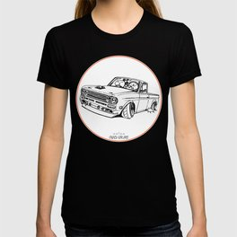 Crazy Car Art 0188 T-shirt