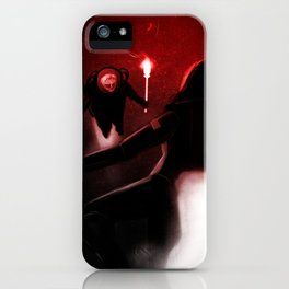 DREAM - Heavy Metal Thunder Artwork iPhone Case