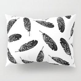 Tribal Feather Pillow Sham