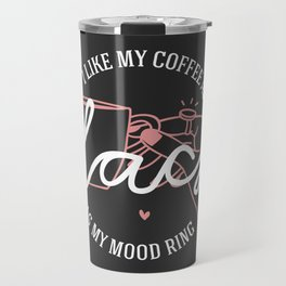 coffee rules II Travel Mug