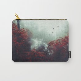 Barrier - enchanted forest Carry-All Pouch