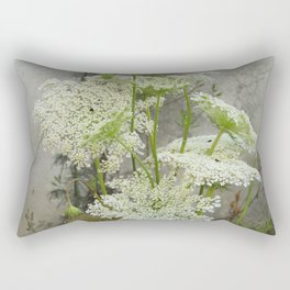 Wild Flowers Rectangular Pillow