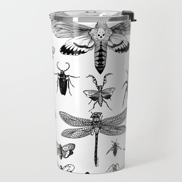 Bug Board Travel Mug