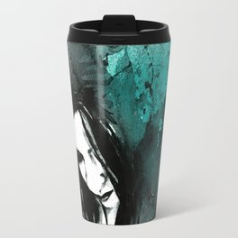 This Confession Means Nothing: Turquoise Travel Mug