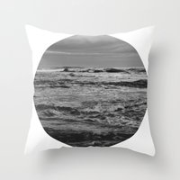 infinite Throw Pillows featuring infinite by Maria