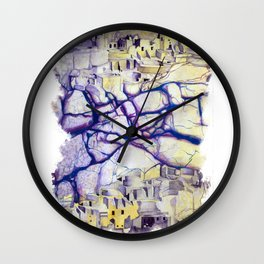 Withstanding Time Wall Clock