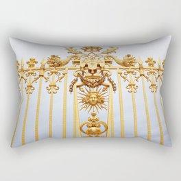 Gates of Versailles  Rectangular Pillow