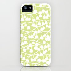 Lily of the Valley repeat iPhone (5, 5s) Slim Case