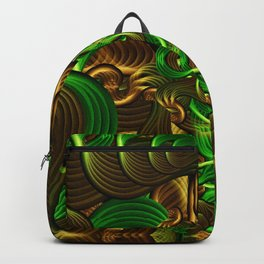 Jungle Roots Temple Backpack