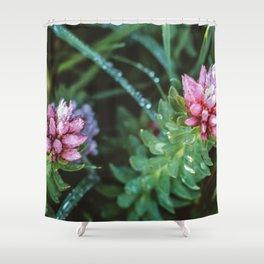 Dos Floras Shower Curtain
