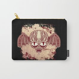 Bat Mutant from Mars Carry-All Pouch