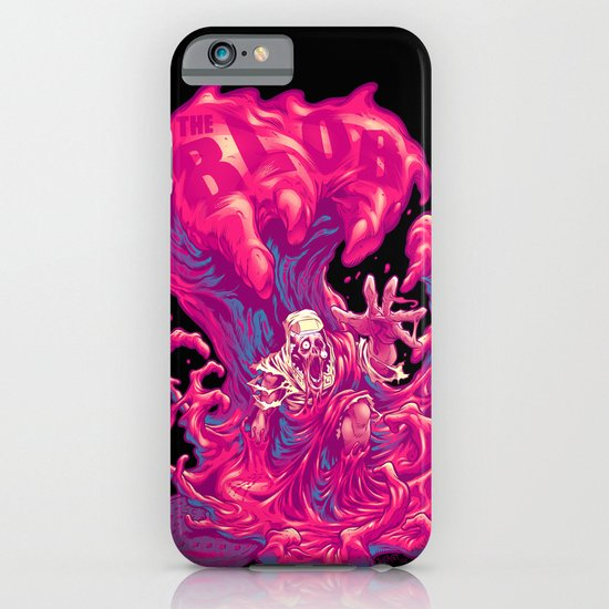 THE BLOB iPhone & iPod Case