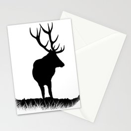 Monarch Of The Park Stationery Cards